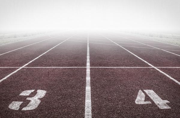 track, racing, starting, running, sprint, forward, momentum, action
